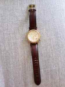 Michael Kors Leather Watch West Island Greater Montréal image 6
