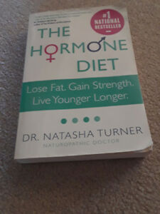 BOOK - The Hormone Diet  by Natasha Turner