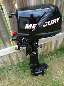 6HP Mercury Kicker 4-Stroke