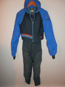 Youth 12 BARE Wetsuit Jacket and Long Johns