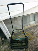 ***Yardworks manual Lawn Mower***
