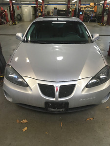 2005 Pontiac Grand Prix GT2 Sedan