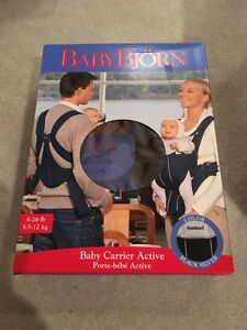 Baby Bjorn baby carrier active edition