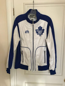 Maple Leafs Jersey Jacket by Roots Officially licensed NHL gear