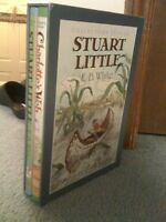 Charlotte's Web & Stuart Little collector's edition gift set