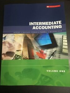 Intermediate Accounting Volume 1 One, 7th Edition. With Connect