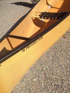 Prospector Clipper Canoe for sale