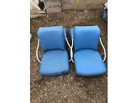Speedboat seats