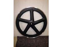 BLB Notorious 05 fixie/track wheel