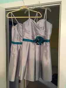 Bridesmaids dresses- worn once.