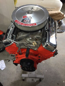 For sale 1969 Chevy 427/425 hp engine. Newly rebuilt