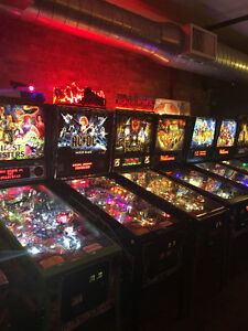 Pinball / Arcade Machines WANTED! Will pay cash and pick up!
