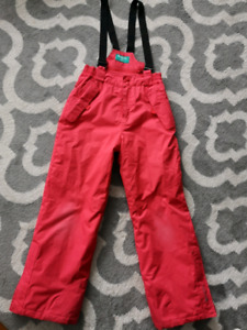 Boys snowpants size 11/12