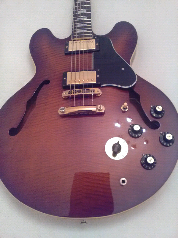 Top 2 Plus Ad Aria.Lovely Aria Pro Ii Semi Vintage Japanese Guitar In Lochmaben Dumfries And Galloway Gumtree