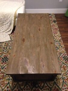 SOLD - Cart Style Coffee Table  St. John's Newfoundland image 3