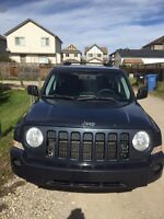 Low Kms great vehicle for winter 2007 Jeep Patriot D Grey