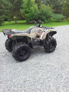 Yamaha Grizzly 700 2011