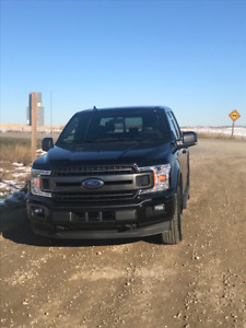 Lease Take Over Ford F150 SuperCrew 4X4