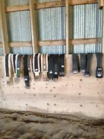 Barn Clean Out Tack Sale
