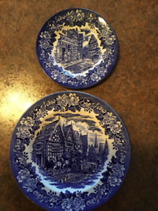 COLLECTABLE PLATE'S