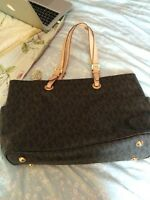 Michael Kors Purse with laptop case built in