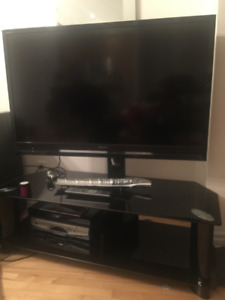 Flat TV Sony Bravia  46  inch with Stand