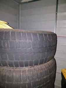 17inch 5 bolt rims with winter tires Cambridge Kitchener Area image 5