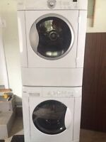 Stackable or Side by Side Kenmore Set