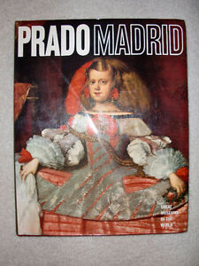 PRADO MUSEUM ART- MADRID