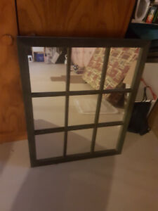Selling stylish mirror for $40 - firm pricing