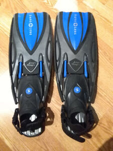 Swap AquaLung Sling Shot Fins