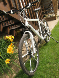 VENTE / ECHANGE VELO PORSCHE RS MOUNTAIN BIKE FUTURE / NEUF ★★★