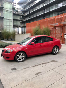2006 Mazda 3 GS *Low Km's*