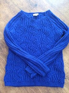 Justice sweater size 10