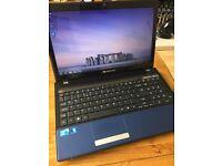 Packard Bell TM87 laptop