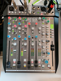 Solid State Logic SSL SiX Mixer - as good as new