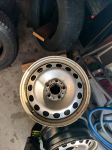 5x120 Steel Rims For Sale