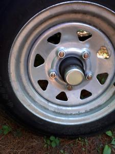 """RECHERCHE pneu et roue 4.80-12"""""""