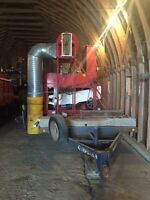 Bench Industries Mobile Grain Cleaner