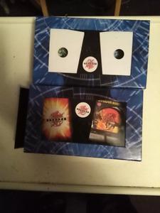 Boxed set of  Bakugan cards