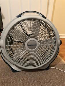 """Lasko 3300 20"""" Windmachine Fan"""