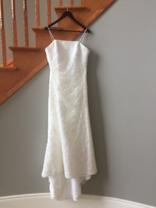 Ladies Alfred Angelo Wedding Dress - Size 10/12