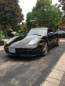 2007 Porsche Cayman Coupe (2 door)