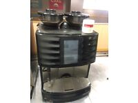 Cafe plus commercial coffee machine