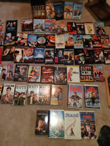 Movies (VHS and DVD)