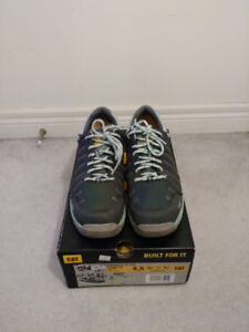 CAT Safety Shoes Steel Toe - Women's US 9.5 (Small Feet Man)