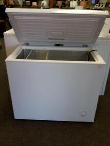 *** USED *** FRIGIDAIRE 7 CU FT CHEST FREEZER   S/N:1D62110586   #STORE558