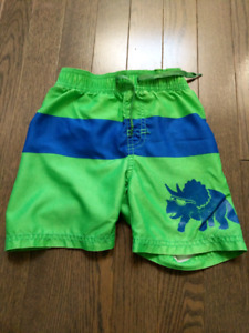 Boys 2T swim trunks- $5