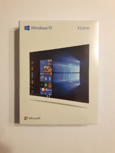 Microsoft Windows 10 Home - Brand New