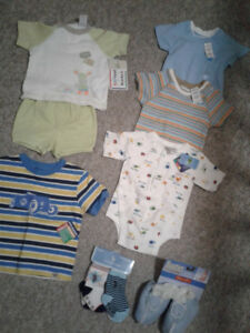 NEW** Tags On** Great BABY BOY Items!!